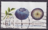Bundespost Mi.2772 Gestempeld Plaatfout Philotax DE2645-003 - [7] West-Duitsland