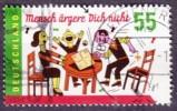Bundespost Mi.2783 Gestempeld Plaatfout Philotax DE2656-003 - [7] West-Duitsland
