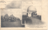 THE FLOWER ASTRONOMICAL OBSERVATORY UNIVERSITY OF PENSSYLVANIA CPA CIRCULEE SEVILLA 1940 RARE - Sterrenkunde