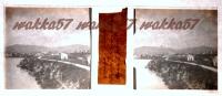 $3D12- WWI - Isonzo Gorizia Monte Sabotino E Santo Monte S. Gabriele - Diapositiva In Vetro Stereo - Diapositiva Su Vetro