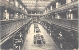 PARIS CREDIT LYONNAIS CPA UNE DE SES PRINCIPALES GALLERIES COLECCION DE ANTONIO PERALTA DE SEVILLA SEVILLE CIRCULEE 1923 - Banken