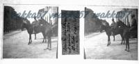 $3E3- WWI - Rivista Militare Il Giorno Dello Statuto San Pietro In Carso Sv. Peter Na Kranjskem 1/6/19 - Glass Slides
