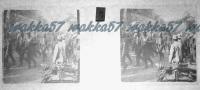 $3E5- WWI - Rubbia Passaggio Prigionieri Austriaci Catturati Nella Presa Di Nad Logem Agosto 1916 - Diapositiva Su Vetro