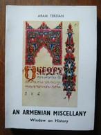 An Armenian Miscellany : Window On History - Judaisme