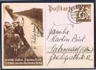 DR Deutsches Reich 1936 Mi 263 PK Autobahnbau - Briefe U. Dokumente