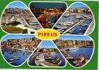Pireus - Grecia - Viaggiata Mancante Di Affrancatura Formato Grande - Grecia