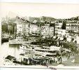 -  MARSEILLE - Photo, - Le Vieux Port, Côté Mairie, Départ Des Iles Et Du Château D´if, Belle Animation, TBE. - Reproductions