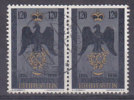 LIECHTENTEIN - 314 Obli (paire) Cote 12 Euros Depart A 10% - Used Stamps