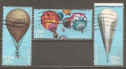 USA. Scott # 2032-33,35 Used. Balloons 1983 - Usati