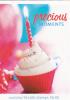 Australia 2012 Precious Moments Cupcake  Booklet  MNH - Booklets
