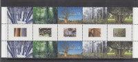 Australia  2006 Australian Native Trees Gutter Strip MNH - Sheets, Plate Blocks &  Multiples