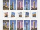 Australia  2006  Lighthouses Gutter Strip MNH - Sheets, Plate Blocks &  Multiples