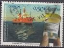 Espagne 2011 Oceanographie Bateau O Cachet Rond - 1931-Aujourd'hui: II. République - ....Juan Carlos I