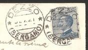 PRESOLANA Parete Nord E Cima Verde Dezzo 1921 - Bergamo