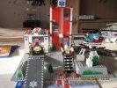 Lego 7892 l�H�pital avec plan sans bo�te voir scan comme neuve 100 % Complet