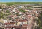 L´ AIGUILLON  SUR  VIE  (Vendée) - Le Carrefour Et La Route De Challans - C.P.S.M. Couleur, Bordure Dentelée,  10 X 15. - France