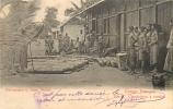 CONGO FRANCAIS CAOUTCHOUC A VENDRE PHOTO VISSER VOYAGEE EN 1907 - Congo Francese - Altri