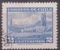 £12 - CHILI - YVERT N° 298 - OBLITERE - Chili