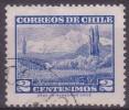 £12 - CHILI - YVERT N° 298 - OBLITERE (2) - Chili