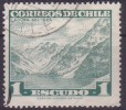 £12 - CHILI - YVERT N° 323 - OBLITERE - Chili