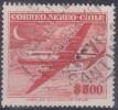 £12 - CHILI - YVERT - POSTE AERIENNE N° 162 - OBLITERE - Chili