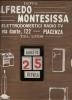 F-CALENDARIO ETERNO ALFREDO MONTESISSA ELETTRODOMESTICI PIACENZA - Calendari