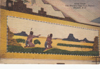 Mitchell South Dakota - Corn Palace - Palais Du Maïs - Indians Indiens - 2 Scans - État TB - Etats-Unis