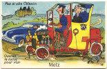 57 . METZ . CARTE SYSTEME - Metz