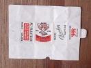 Emballage De Sucre Ancien BOUCHON NASSANDRES Café Au Planteur PARIS 15 - Zucchero (bustine)