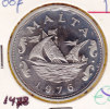 @Y@  Malta  10 Cent  1976  Proof      (1478) - Malta