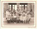 Photo De Classe Ecole Française De SPIRE 1962/1962 - Photographie