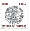 2001 - Vaticano 1252 Stemma Università Cattolica^ - Francobolli