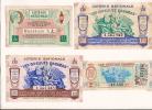 Loterie Nationale /3  Les Gueules Cassées/1 Débitants De Tabac VP430 - Biglietti Della Lotteria