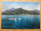 Lago Di Como - 1960 - Viaggiata - Italie
