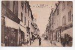 Ref 50b CPA 39 DOLE Rue De Besançon Animation - Dole