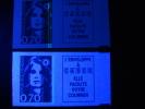 Variété Marianne De Briat  Issus De Carnet .Papier Blanc Et Neutre - Variétés: 1990-99 Neufs