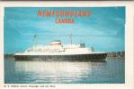 Newfoundland Terre-Neuve Labrador - Booklet Souvenir Folder - Boat Cruiser - 2 Scans - VG Condition - Terre-Neuve & Labrador