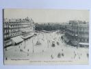 MONTPELLIER - Perspective Prise De La Terrasse Du Théatre - Montpellier