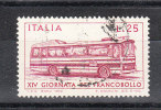 Italia   -   1972.  Corriera  Bus.  Viaggiato - Busses