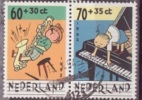 Nederland 1992 Muziek Music - Oblitérés