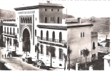 Algérie : Philippeville La Banque D'Algerie Superbe Photo De Guillois -animée Voitures - Skikda (Philippeville)