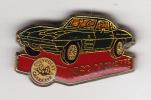 - PIN'S - Voiture Corvette 1963 - Corvette