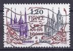 France 1978 - Tricentenaire Du Rattachement Des Villes Valenciennes Et Maubeuge à La France - Usados