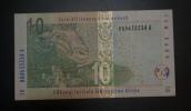 AFRIQUE DU SUD - Billet De 10 Rand - 2005 - N°BQ4655534A - Zuid-Afrika
