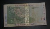 AFRIQUE DU SUD - Billet De 10 Rand - 2005 - N° BQ8213453A - South Africa