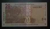 AFRIQUE DU SUD - Billet De 20 Rand - 2005 - N° CB9624739B - Afrique Du Sud