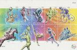 Australia 2000 Olympic Sports  Sheetlet MNH - Sheets, Plate Blocks &  Multiples