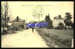 Continvoir -  Entrée Du Bourg (Côté Ouest)  - Animée - Cycliste - Bicyclette -  Automobile - Réf : 23997 - Altri Comuni