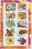 Australia 2001 Rock Australia  Sheetlet MNH - Sheets, Plate Blocks &  Multiples