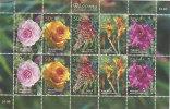 Australia 2003 Blooms  Flowers   Sheetlet MNH - Sheets, Plate Blocks &  Multiples